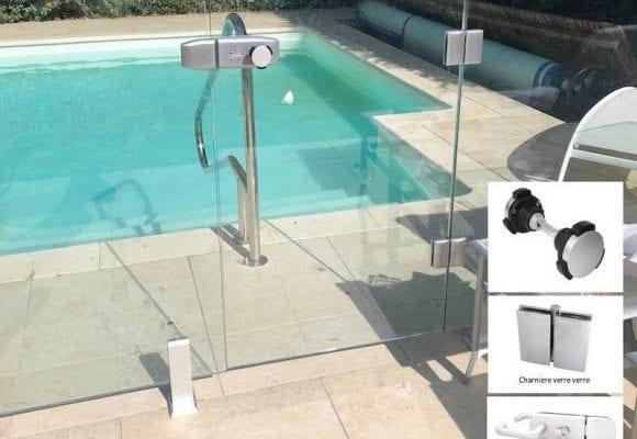 Comment choisir Une barrière en verre pour la sécurité de votre piscine